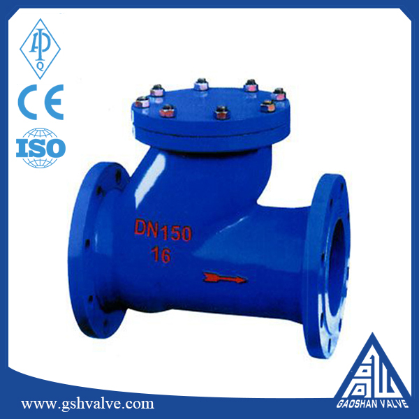 Ductile Iron Ball Type Check Valve
